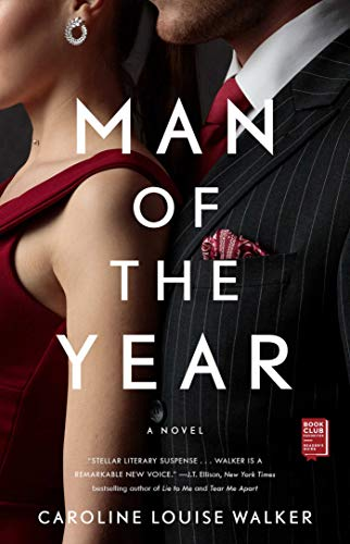 Man of the Year Caroline Louise Walker