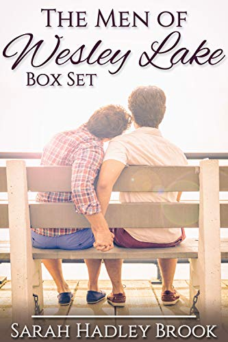 The Men of Wesley Lake Box Set Sarah Hadley Brook