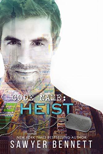 Code Name: Heist (Jameson Force Security Book 3)  Sawyer Bennett