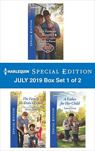 Harlequin Special Edition July 2019 - Box Set 1 of 2 Christine Rimmer, Shirley Jump, Laurel Greer