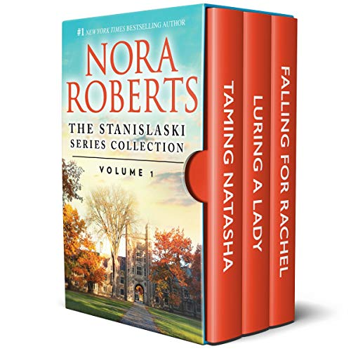 The Stanislaski Series Collection Volume 1: A Bestselling Romance Box Set (Stanislaskis)   Nora Roberts