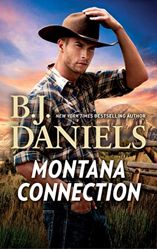 Montana Connection (Cascades Concealed Book 1)   B.J. Daniels