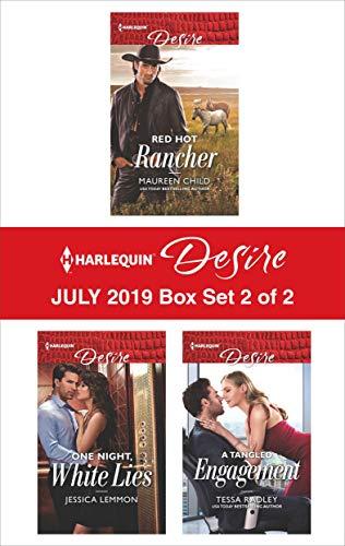 Harlequin Desire July 2019 - Box Set 2 of 2 Maureen Child, Jessica Lemmon, Tessa Radley