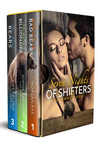 Seven Nights of Shifters Box Set Morgan Rae, Keira Flynn, Sophie Chevalier