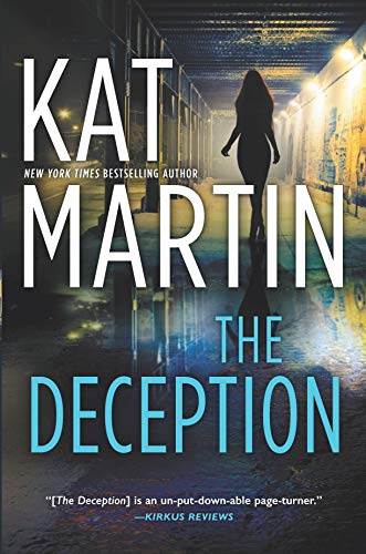 The Deception (Maximum Security Book 2)  Kat Martin