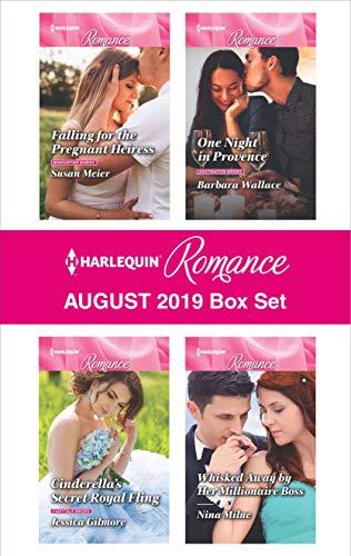 Harlequin Romance August 2019 Box Set  Susan Meier, Barbara Wallace, Jessica Gilmore, Nina Milne