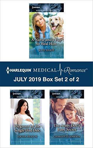 Harlequin Medical Romance July 2019 - Box Set 2 of 2  Kate Hardy, Louisa Heaton, Charlotte Hawkes
