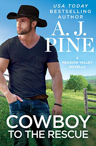 Cowboy to the Rescue (Meadow Valley)  A.J. Pine