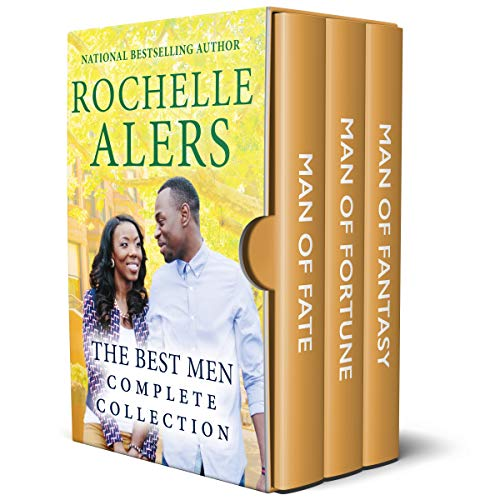 The Best Men Complete Collection  Rochelle Alers