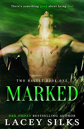 Marked (Two Halves Book 1)  Lacey Silks