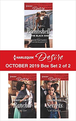 Harlequin Desire October 2019 - Box Set 2 of 2  Janice Maynard, Zuri Day, Cat Schield