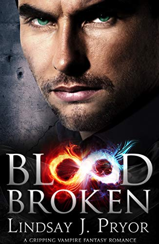 Blood Broken (Blackthorn Book 8)  Lindsay J. Pryor