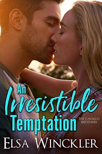 An Irresistible Temptation (The Cavallo Brothers Book 2)   Elsa Winckler