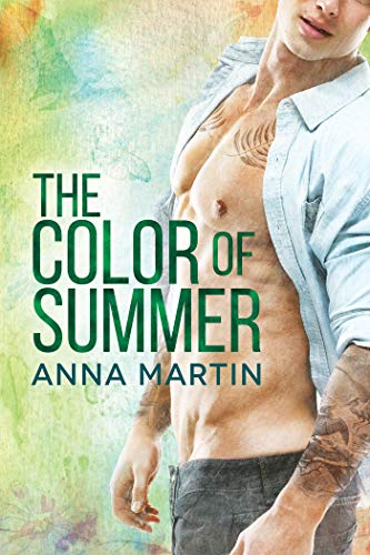 The Color of Summer Anna Martin