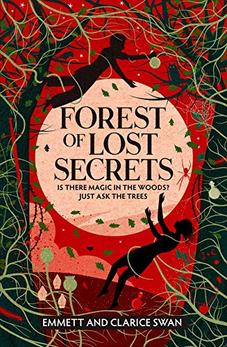 Forest of Lost Secrets  Emmett Swan and Clarice Swan
