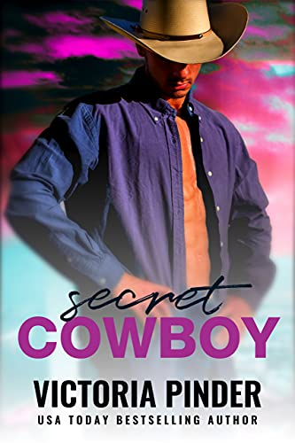 Secret Cowboy (The House of Morgan Book 14)  Victoria Pinder
