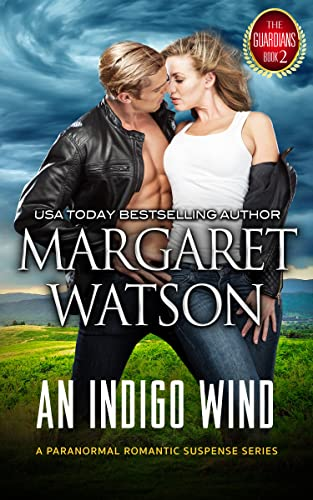 An Indigo Wind (The Four Book 2)   Margaret Watson