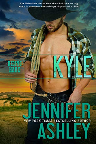 Kyle (Riding Hard Book 6) Jennifer Ashley
