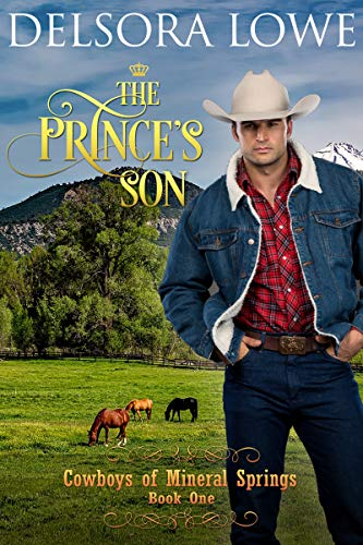 The Prince's Son (Cowboys of Mineral Springs Book 1)   Delsora Lowe