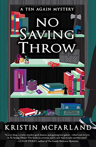 No Saving Throw   Kristin McFarland