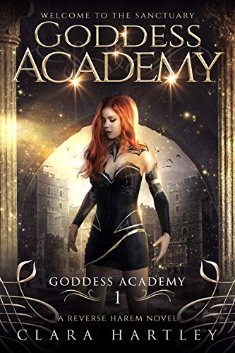 Goddess Academy  Clara Hartley