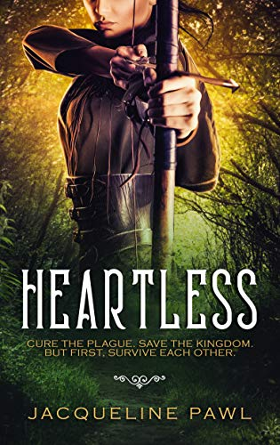 Heartless (A Born Assassin Book 2)   Jacqueline Pawl