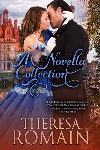 A Novella Collection  Theresa Romain