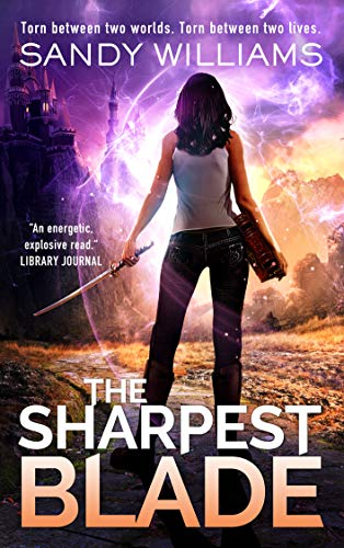 The Sharpest Blade (A Shadow Reader Novel Book 3)- REISSUE Sandy Williams