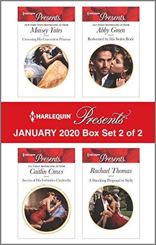 Harlequin Presents - January 2020 - Box Set 2 of 2 Maisey Yates, Caitlin Crews, et al.