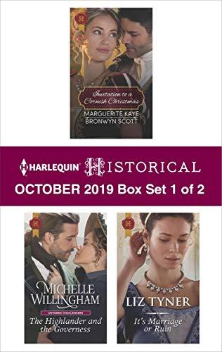 Harlequin Historical October 2019 - Box Set 1 of 2 Michelle Willingham, Liz Tyner, et al.