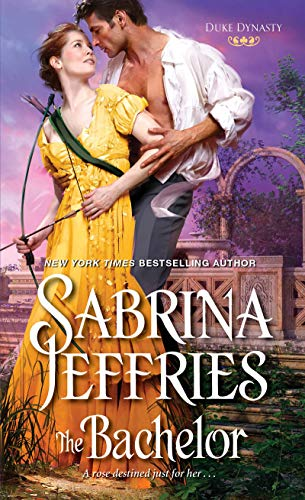 The Bachelor (Duke Dynasty Book 2)  Sabrina Jeffries