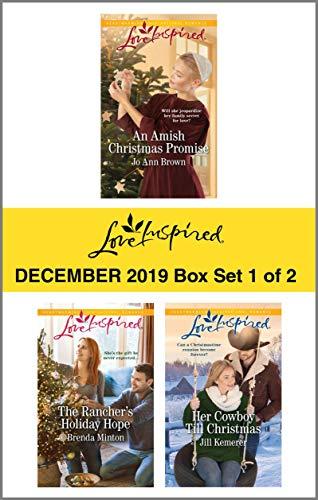 Harlequin Love Inspired December 2019 - Box Set 1 of 2: An Anthology  Jo Ann Brown, Brenda Minton, Jill Kemerer