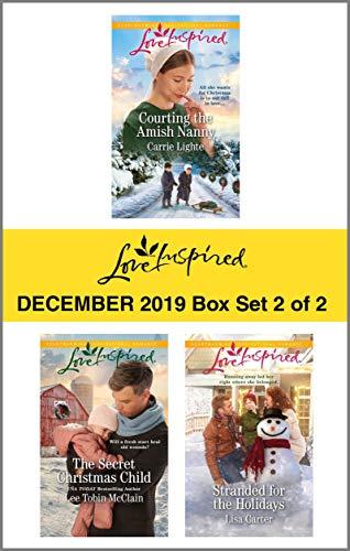 Harlequin Love Inspired December 2019 - Box Set 2 of 2: An Anthology  Carrie Lighte, Lee Tobin McClain, Lisa Carter