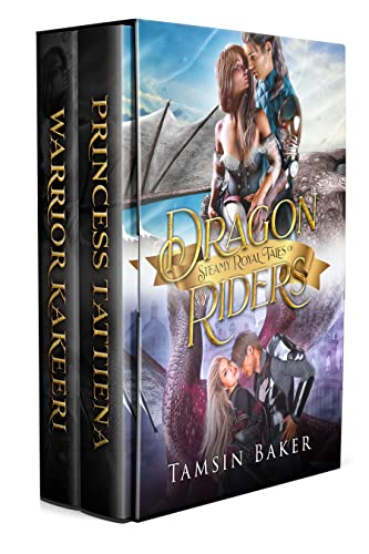 Dragon Masters : Fantasy Romance Duet Tamsin Baker