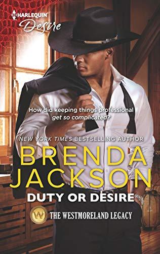 Duty or Desire (The Westmoreland Legacy)  Brenda Jackson