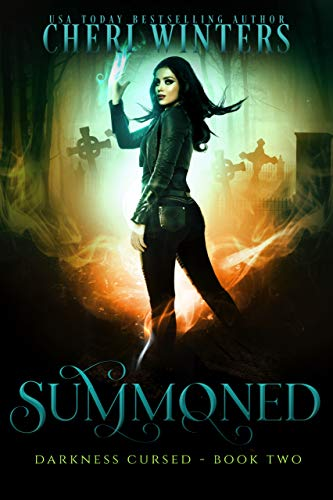 Summoned (Darkness Cursed Book 2)  Zoey Woods