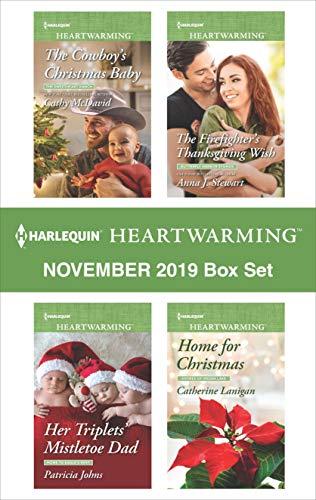 Harlequin Heartwarming November 2019 Box Set: A Clean Romance  Cathy McDavid, Anna J. Stewart, Patricia Johns, Catherine Lanigan