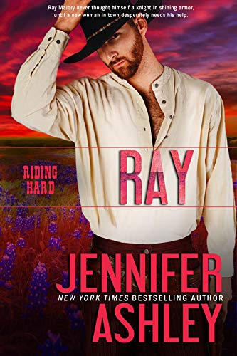 Ray: Riding Hard  Jennifer Ashley
