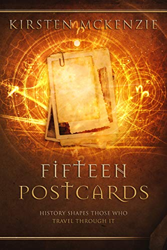Fifteen Postcards (The Old Curiosity Shop Book 1)  Kirsten McKenzie