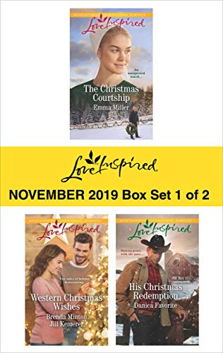 Harlequin Love Inspired November 2019 - Box Set 1 of 2: An Anthology Emma Miller, Danica Favorite