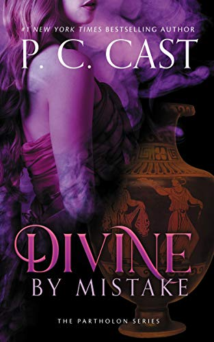 Divine by Mistake (The Partholon Series Book 1)-REISSUE  P. C. Cast