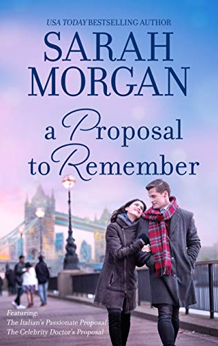 A Proposal to Remember Sarah Morgan