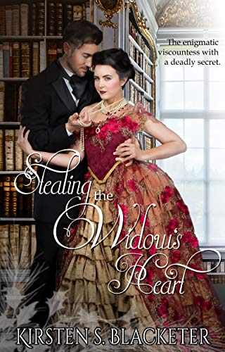 Stealing the Widow's Heart (Thieves of Winter Book 5)  Kirsten S. Blacketer
