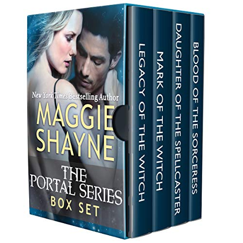 The Portal Series Box Set: A Paranormal Romance Collection  Maggie Shayne