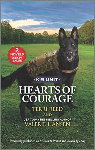 Hearts of Courage  Terri Reed and Valerie Hansen