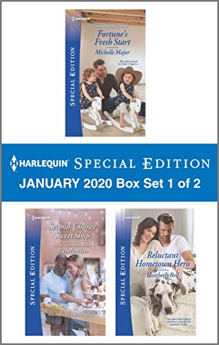 Harlequin Special Edition January 2020 - Box Set 1 of 2  Michelle Major, Rochelle Alers, et al