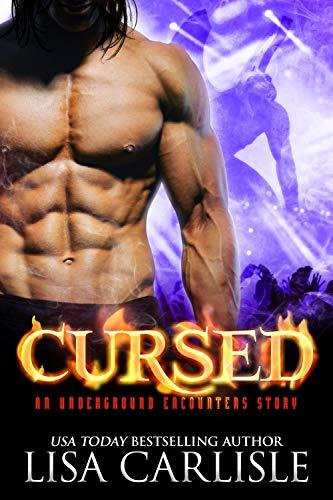 CURSED (gargoyle shifter story) (Underground Encounters Book 0)  Lisa Carlisle
