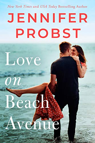 Love on Beach Avenue (The Sunshine Sisters Book 1)  Jennifer Probst