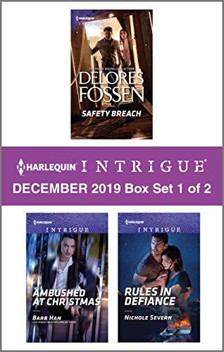 Harlequin Intrigue December 2019 - Box Set 1 of 2  Delores Fossen, Barb Han, Nichole Severn