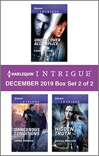 Harlequin Intrigue December 2019 - Box Set 2 of 2 Carol Ericson, Jenna Kernan, Danica Winters